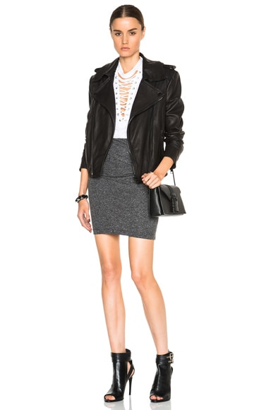 Parme Skirt