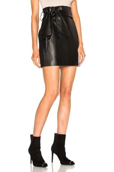 IRO Kanel Skirt in Black