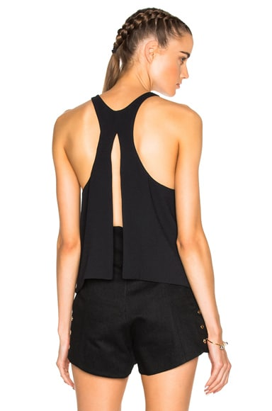 IRO Ulla Top in Black