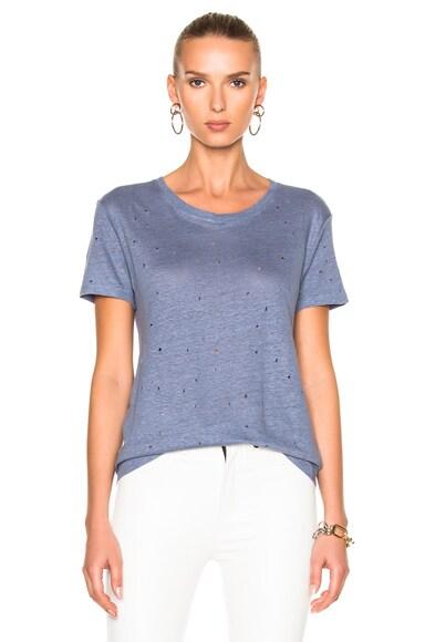 IRO Clay Tee Shirt in Lavender
