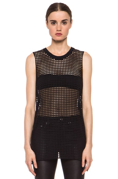Bennett Cut Out Perforated Tank