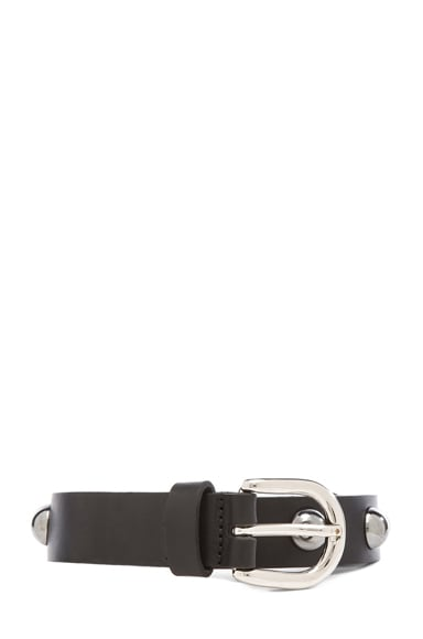 Tania Calfskin Leather Belt