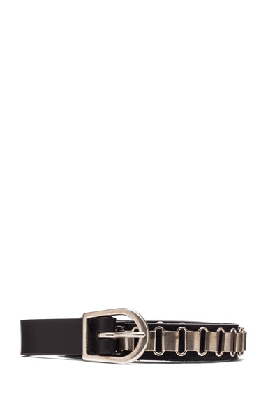 Memphis Calfskin Leather Belt