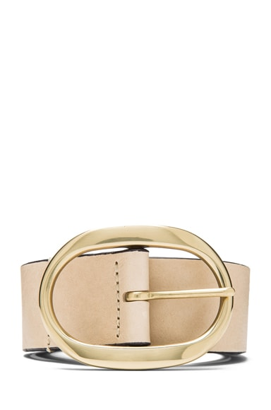 Celia Calfskin Leather Belt