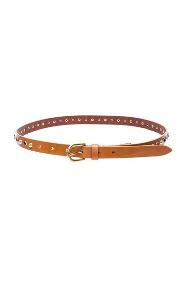 Isabel Marant Kinley Belt in Natural