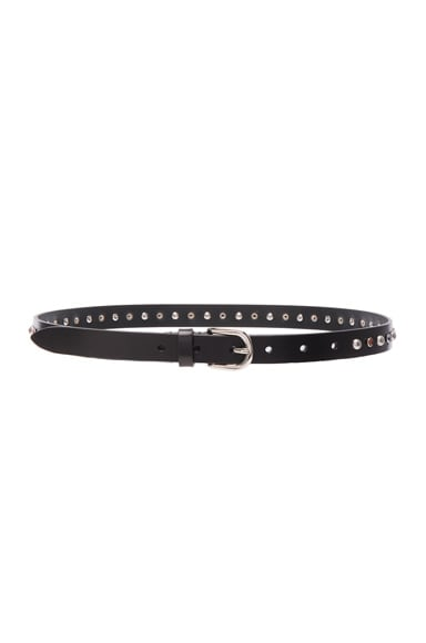 Isabel Marant Kerria Belt in Black