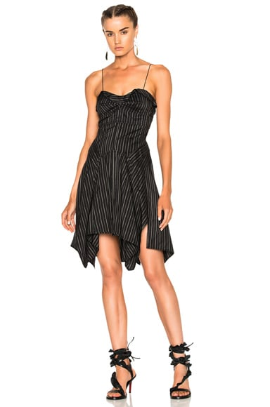 Isabel Marant Shaper Dress in Black