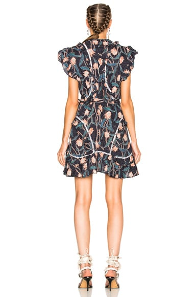 Unity Printed Cotton Dress
