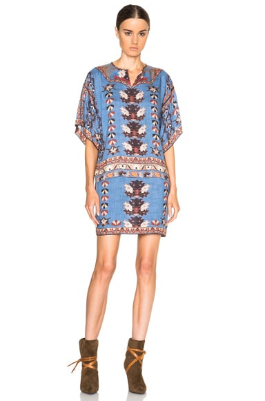 Sully Printed Story Dress
