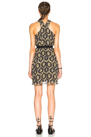 Tevy Printed Look Dress