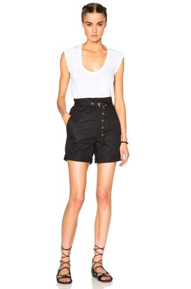 Neddy Chic Poplin Shorts