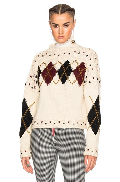 Glens Mods Knit Sweater
