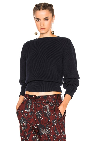 Isabel Marant Fidji Sweater in Midnight