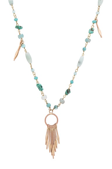 Isabel Marant Jacques Necklace in Blue