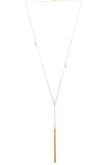 Isabel Marant Casablanca Necklace in Ecru