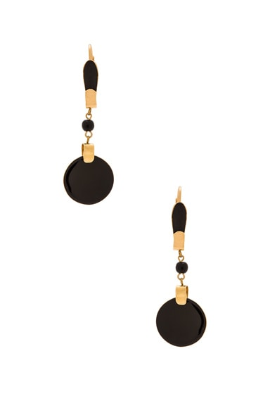Isabel Marant Featuring Earrings in Black
