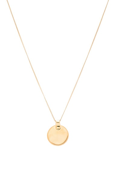 Isabel Marant Also Necklace in Gold