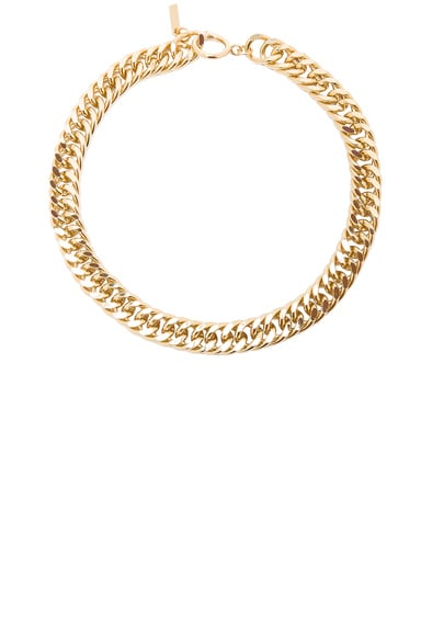 Isabel Marant Matazz Necklace in Gold