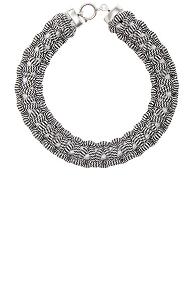Isabel Marant Ross Necklace in Silver