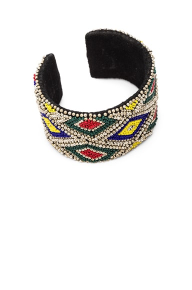 Isabel Marant Beaded Bracelet in Multi