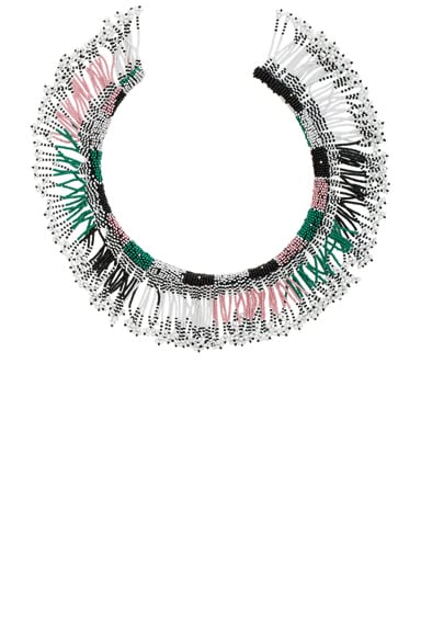 Isabel Marant Tassel Necklace in Multi