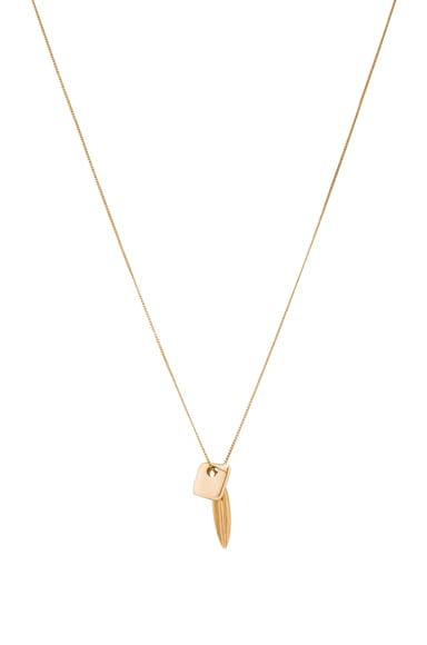 Isabel Marant Necklace in Brass