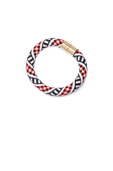 Isabel Marant Sahara Bracelet in Red