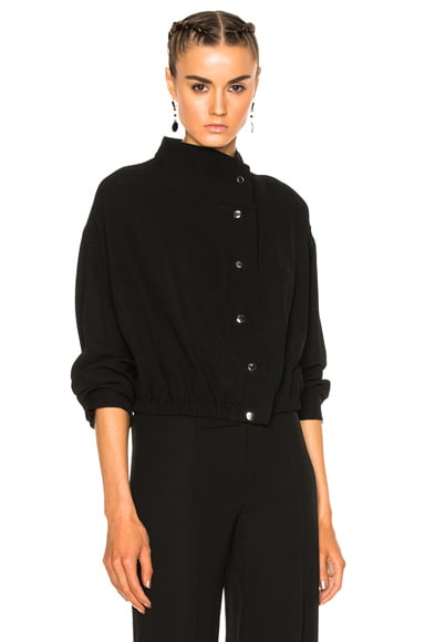Isabel Marant Lynton Jacket in Black