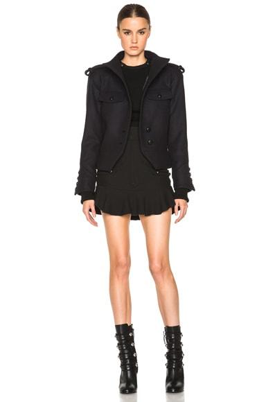 Kieffer Brandebourg Flannel Jacket