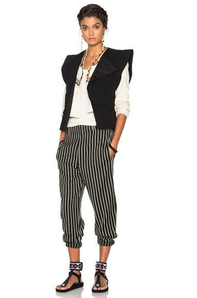 Remy Striped Pants