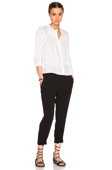 Milane Floppy Costard Trousers