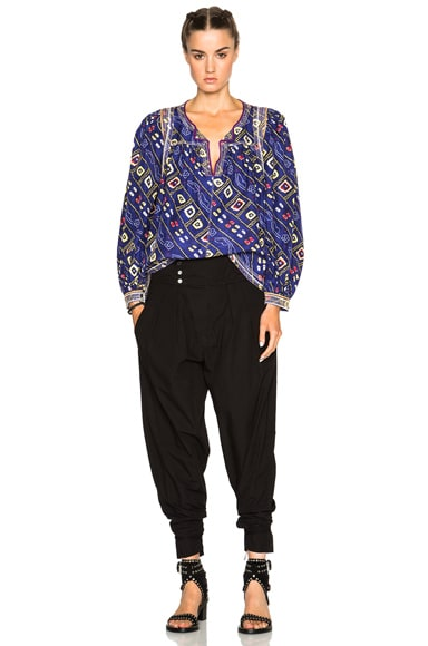 Odrys Rajasthan Cotton Trousers