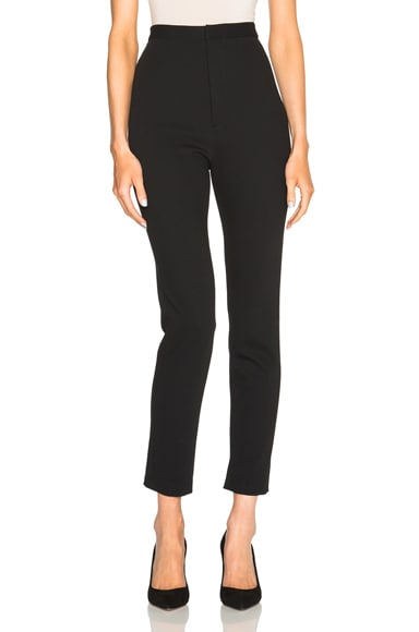 Isabel Marant Miyo Costard Pants in Black