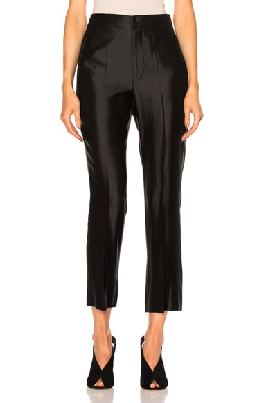 Isabel Marant Roan Pants in Black