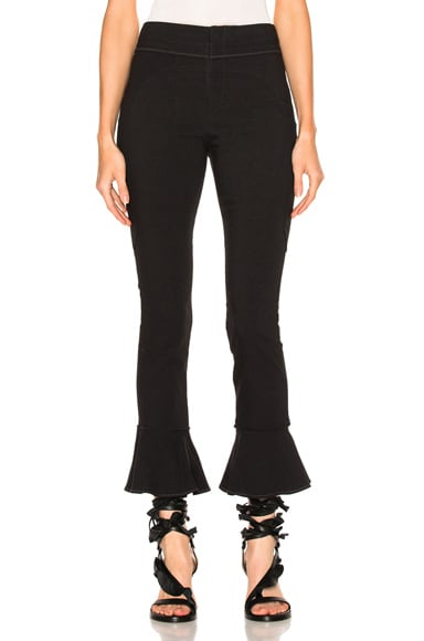 Isabel Marant Hunter Pants in Black