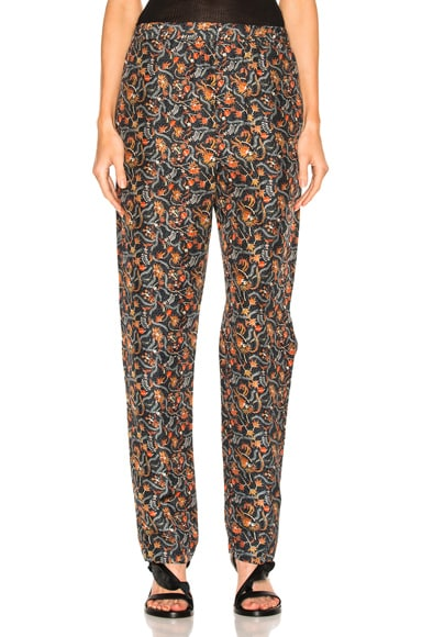 Isabel Marant Roya Pants in Multicolor