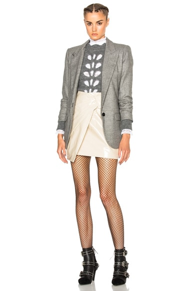 Anders Romy Trench Skirt