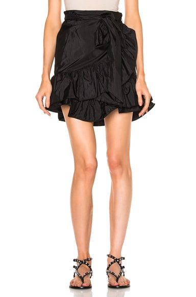 Isabel Marant Aurora Skirt in Black
