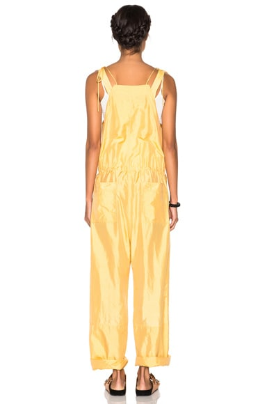 Kyles Sporty Silk Jumpsuit