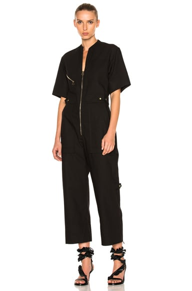 Isabel Marant Talma Jumpsuit in Black