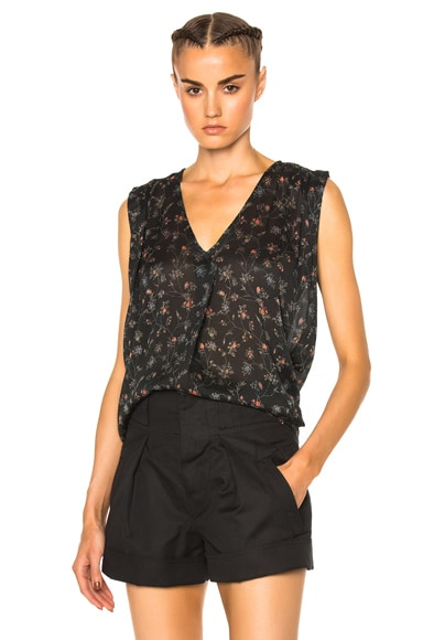 Isabel Marant Torrell Blouse in Black