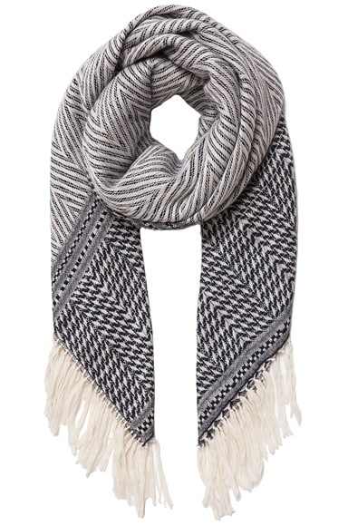 Isabel Marant Clemence Scarf in Midnight