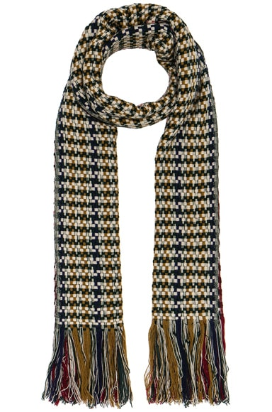 Isabel Marant Alva Daddy Scarf in Multi