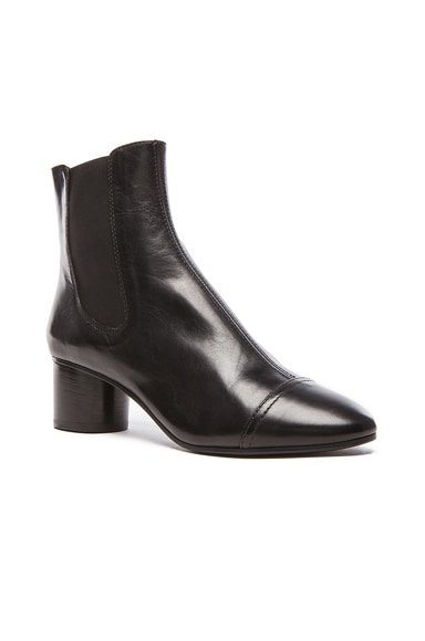 Danae Chelsea Leather Boots