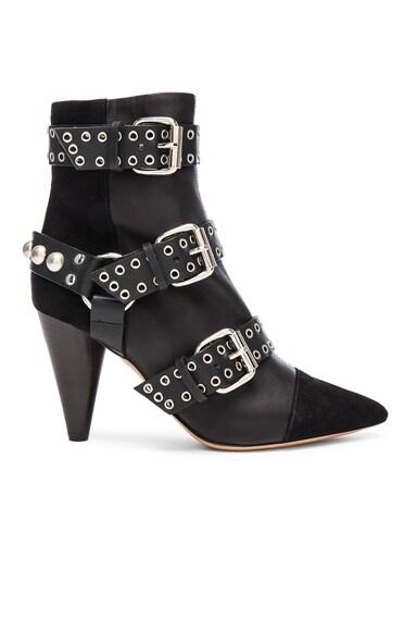 Lysett Eyelet Boots