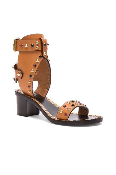 Leather Jaeryn Sandals