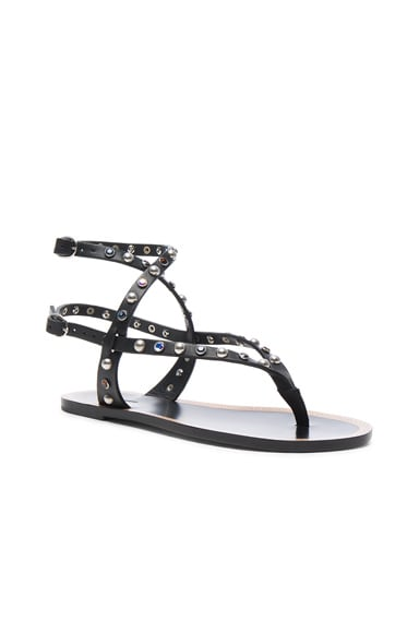 Leather Audrio Sandals