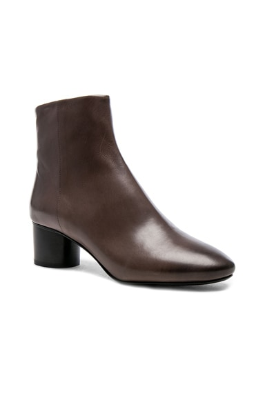 Leather Danay Boots
