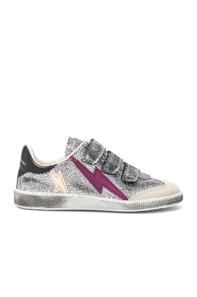 Beth Metallic Sneakers