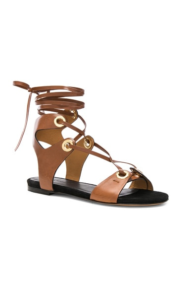 Leather Jaysta Sandals